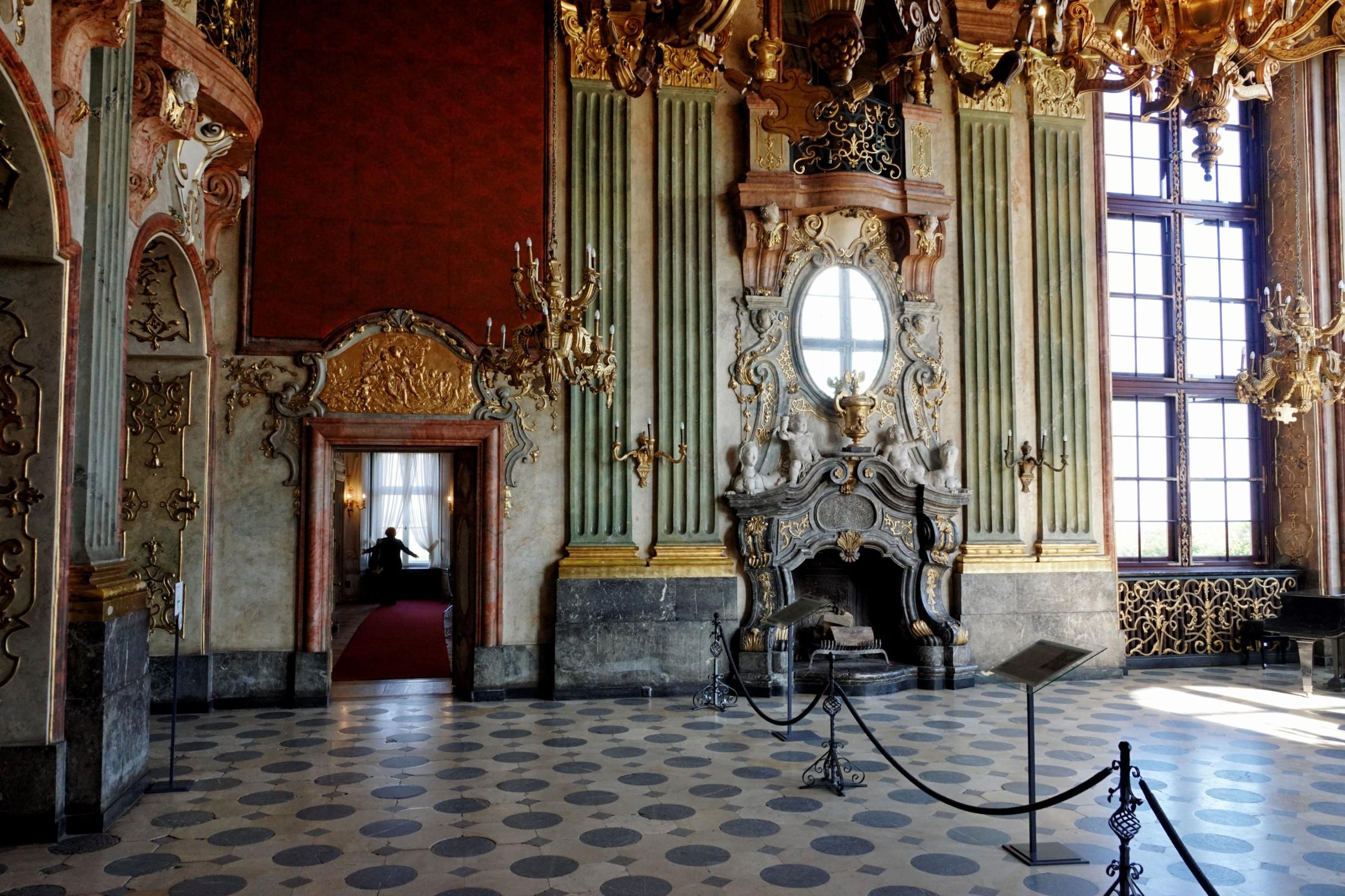 Sala balowa Książ