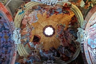 Mauzoleum Piastów Świdnickich w Krzeszowie