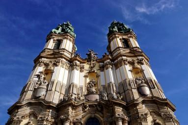 Wspaniały kościół klasztorny Wniebowzięcia NMP