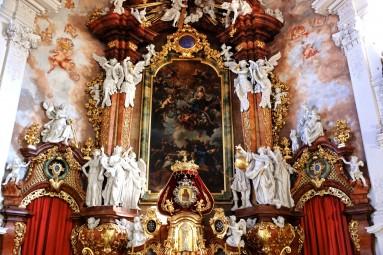 obraz Matki Boskiej Krzeszowskiej