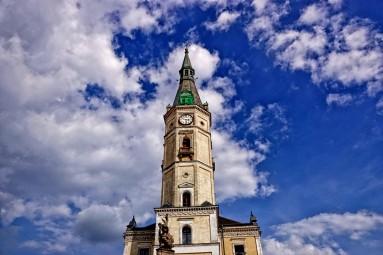 Ratusz w Lądku-Zdroju