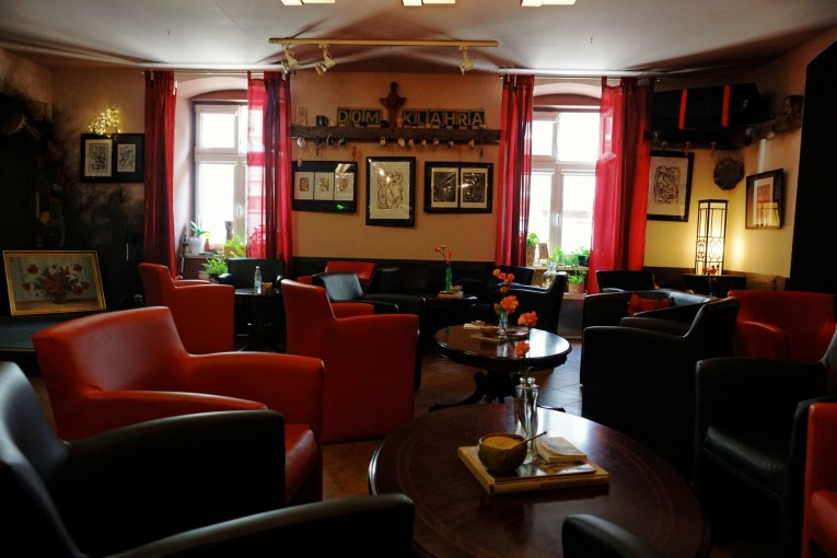 Kawiarnia Dom Klahra