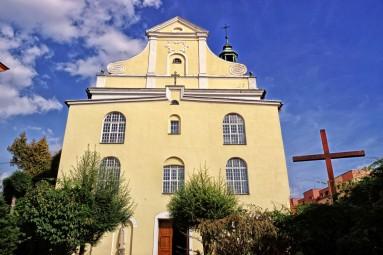 Kościół narodzenia NMP Lądek Zdrój