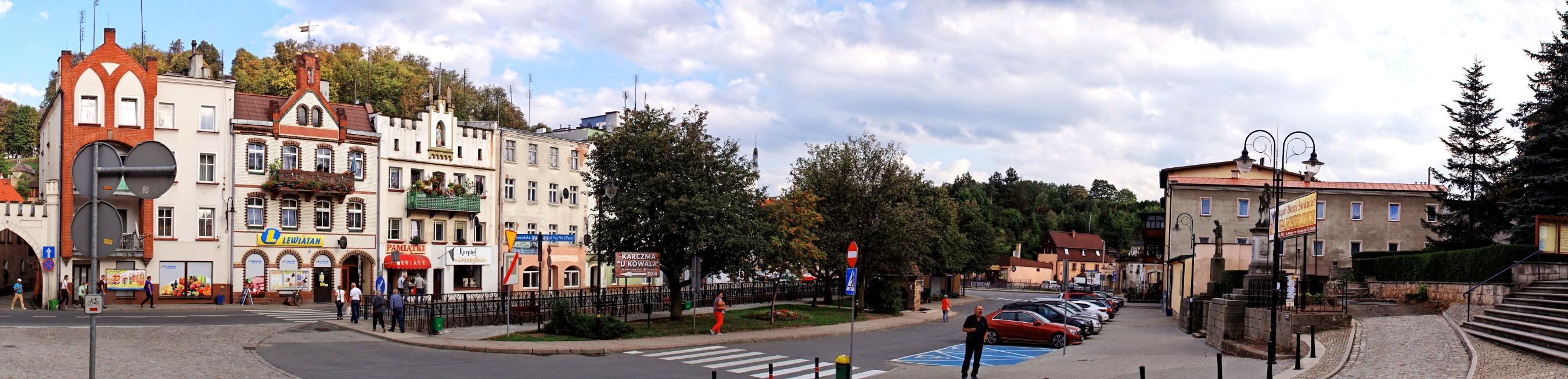 Plac NMP w Wambierzycach
