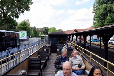 Żytawska Kolej Wąskotorowa prowadzi otwarte wagony platformy