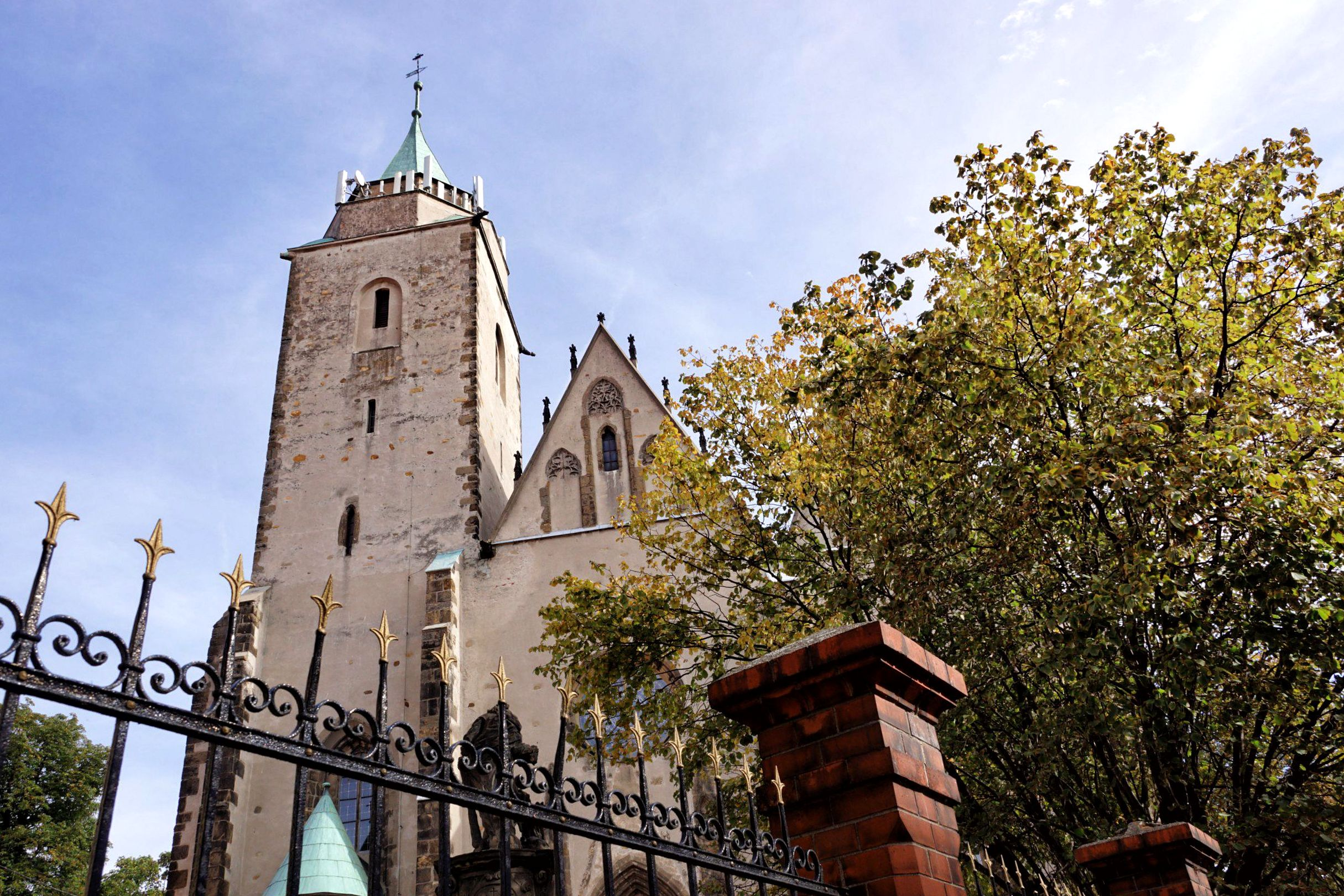 Jaworski kościół św. Marcina
