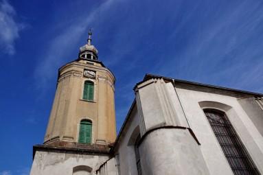 kościół Chrystusa Króla Leśna