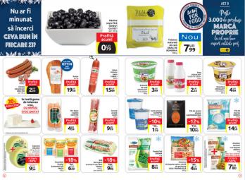 Ceny w Rumunii w sklepach