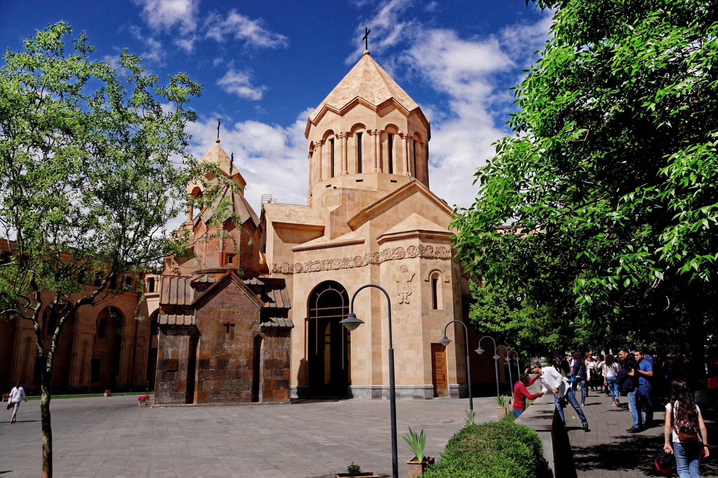 Kościól św. Zorawora Erywań