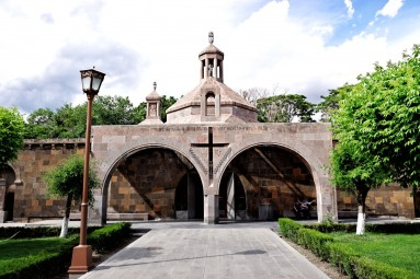 Kościół świętej Rypsymy