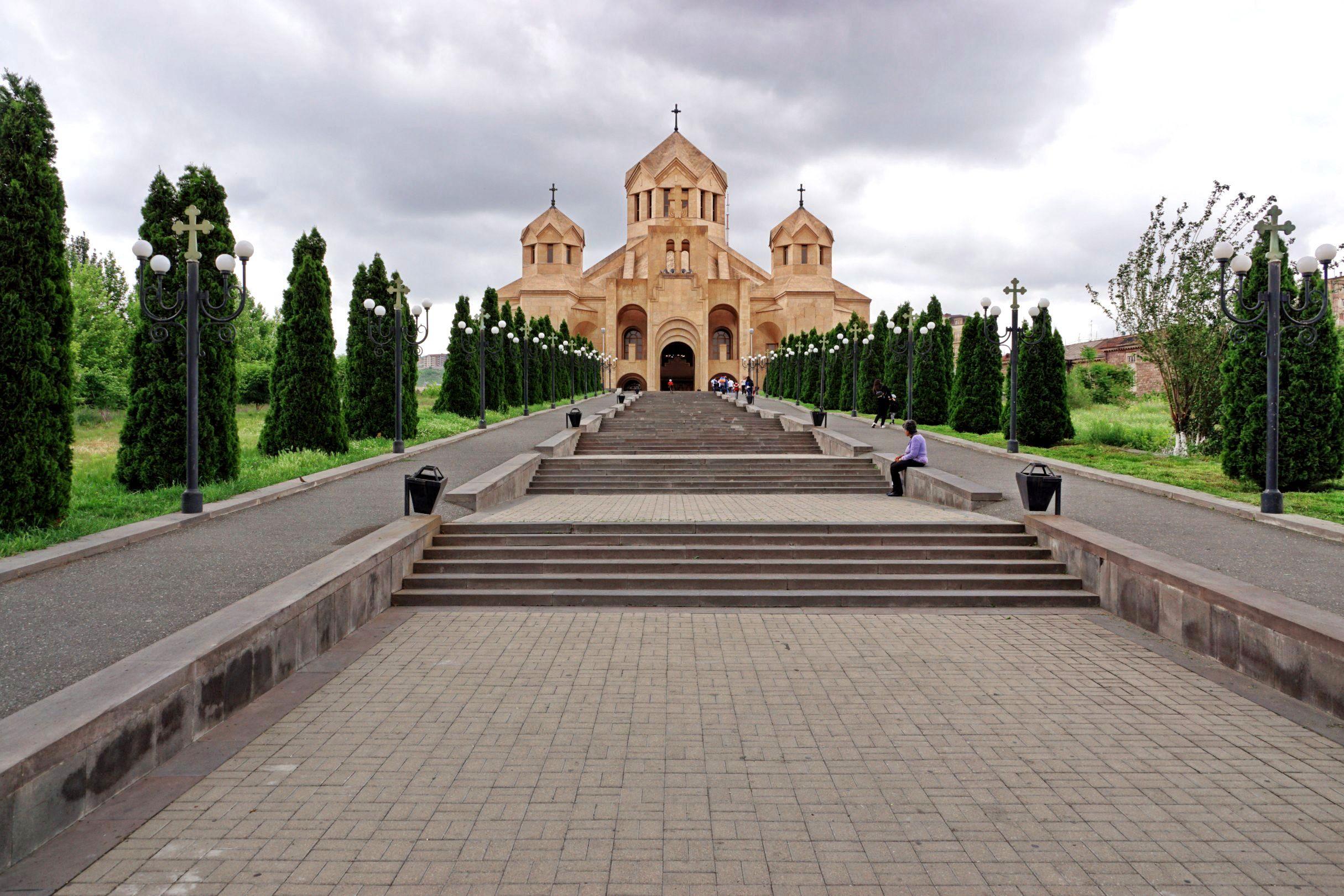 Katedra św. Grzegorza Oświeciciela w Erywaniu