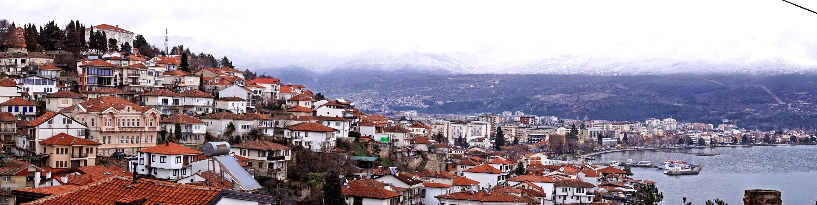 Macedonia w styczniu 2018 roku