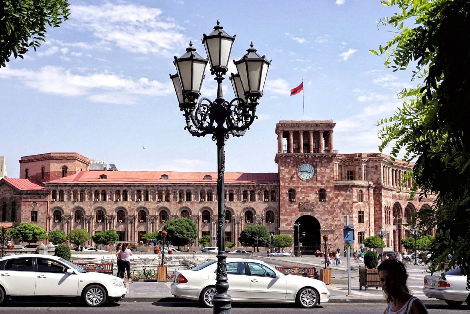 Plac Republiki Erywań
