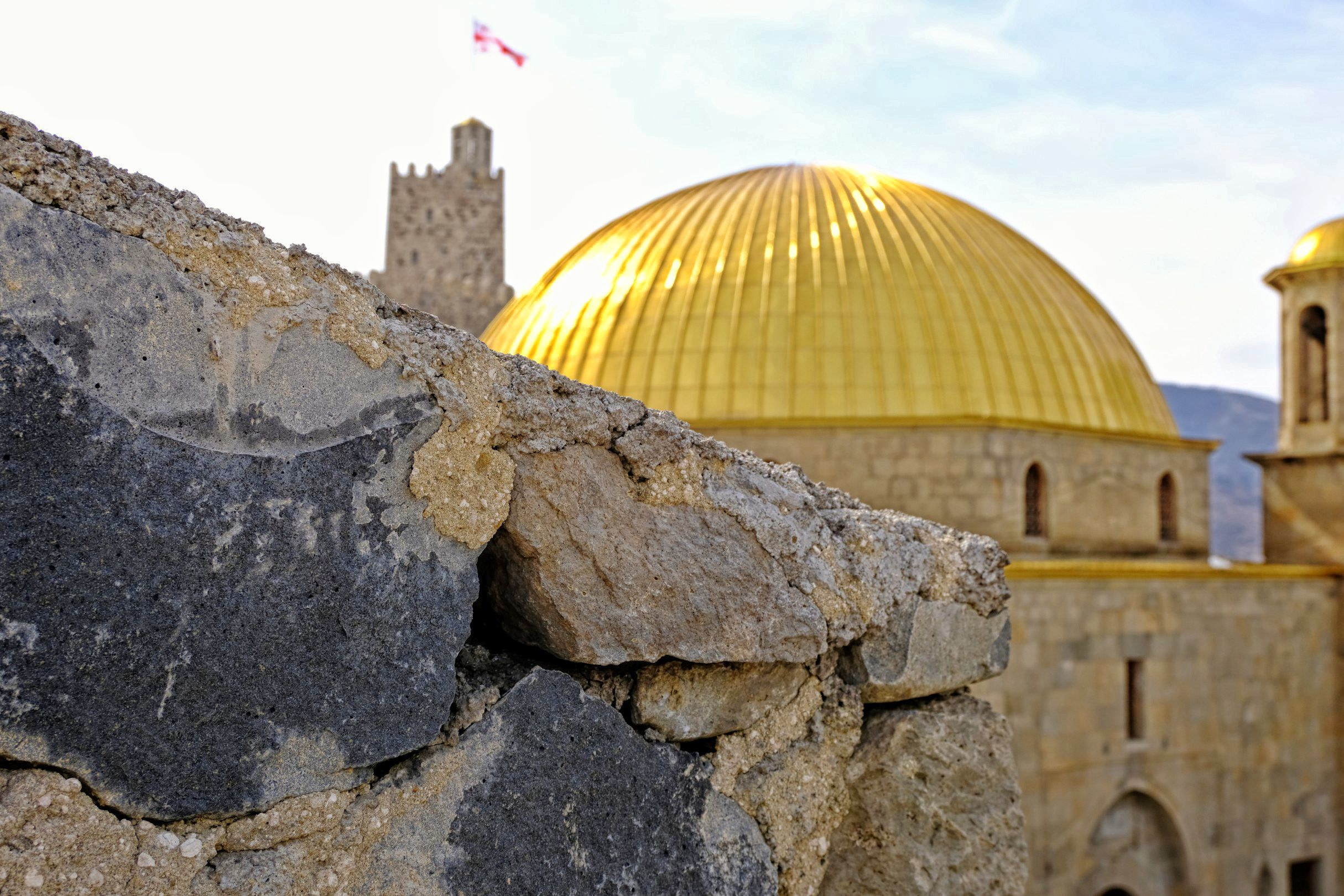 Twierdza Rabati to główna atrakcja Achalciche