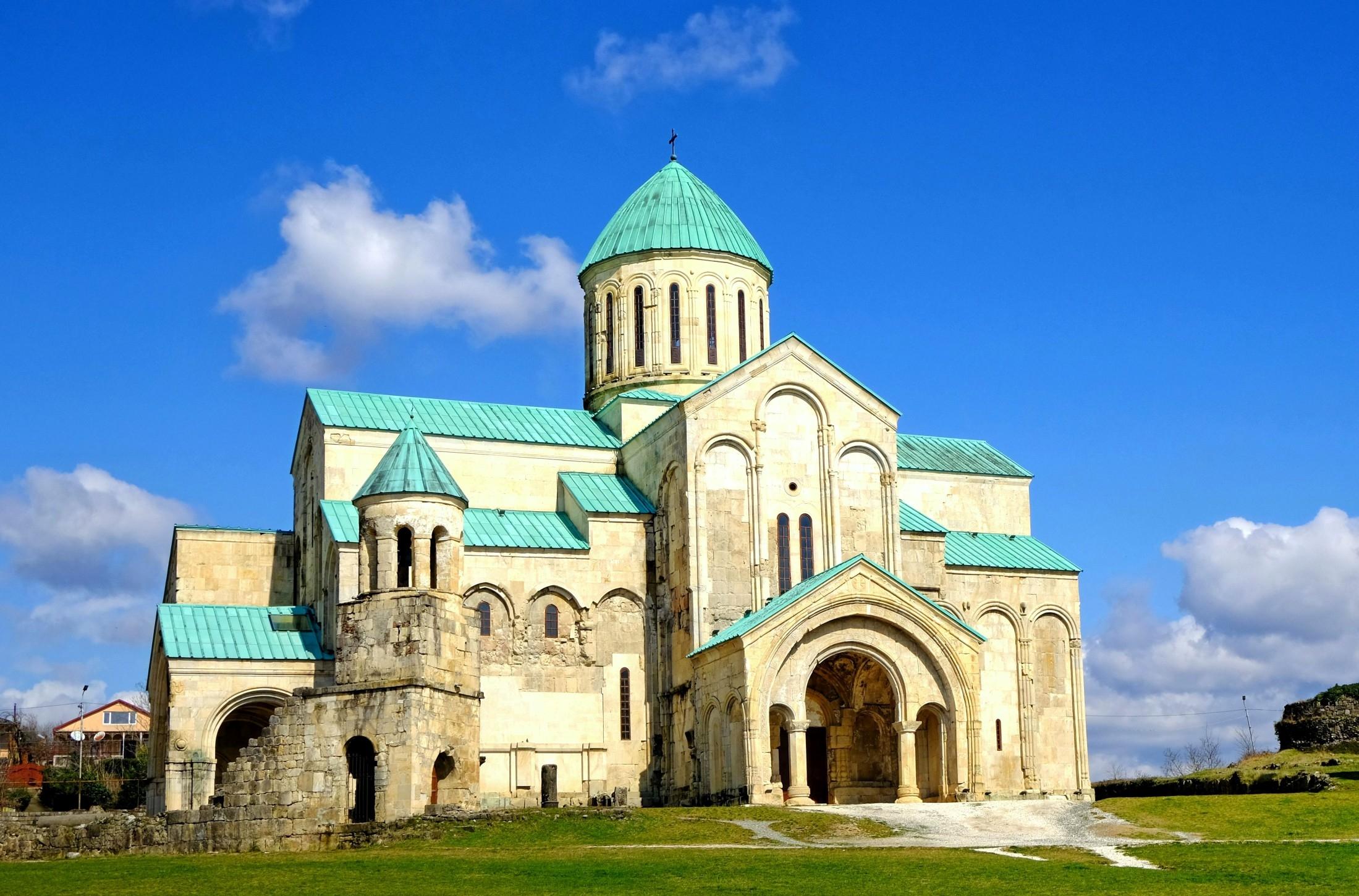 Katedra Bagrati a właściwie Bagrata , Kutaisi