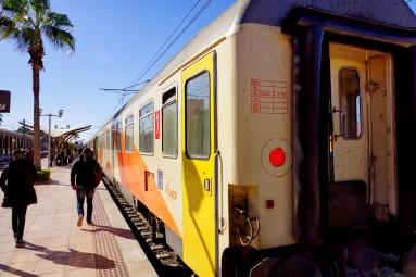 Kolej w Maroko