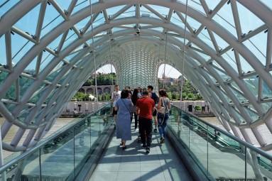 Most Pokoju Tbilisi