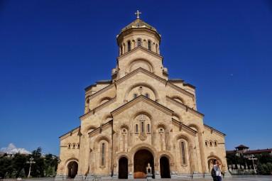 Katedra Cminda Sameba w Tbilisi