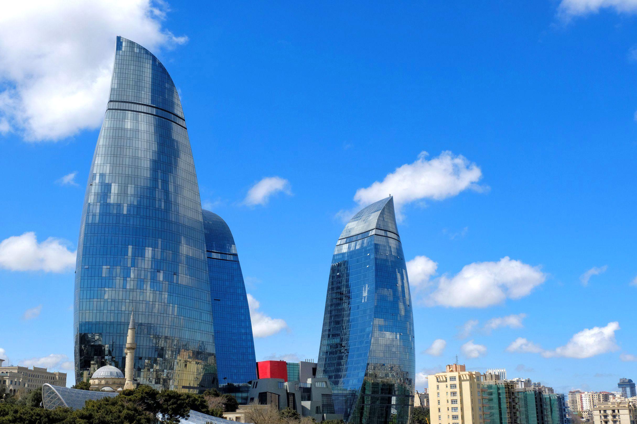 Baku Flame Towers