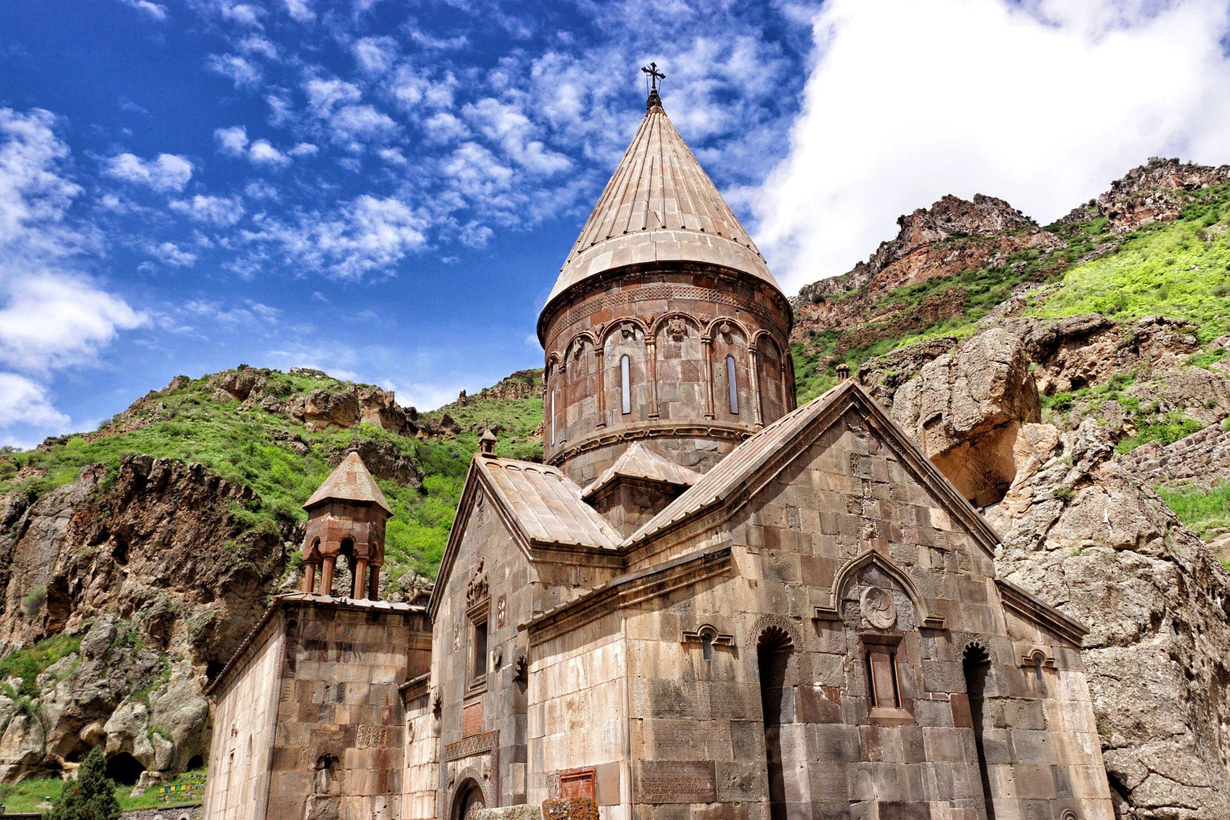 Armenia może poszczycić się aż 6 obiektami umieszczonymi na liście UNESCO