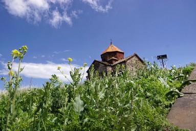 Armenia słynie z wiekowych kościołów