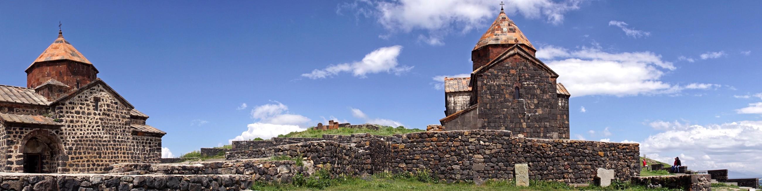 Armenia to niesamowite klasztory