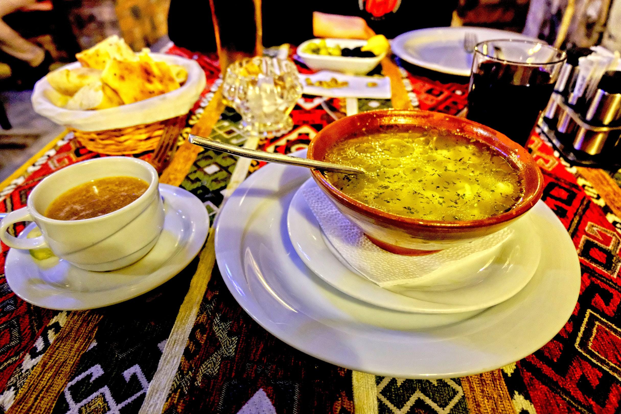 Kuchnia Azerbejdżanu to bardzo miłe zaskoczenie