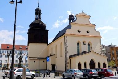 Kościół św. Wawrzyńca w Nachodzie