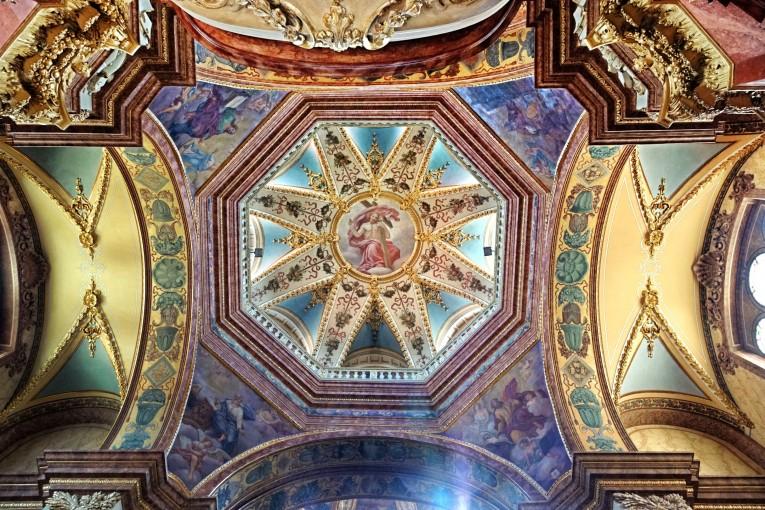 kościół św. Michała Ołomuniec