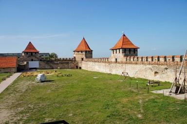 zamek w Benderach