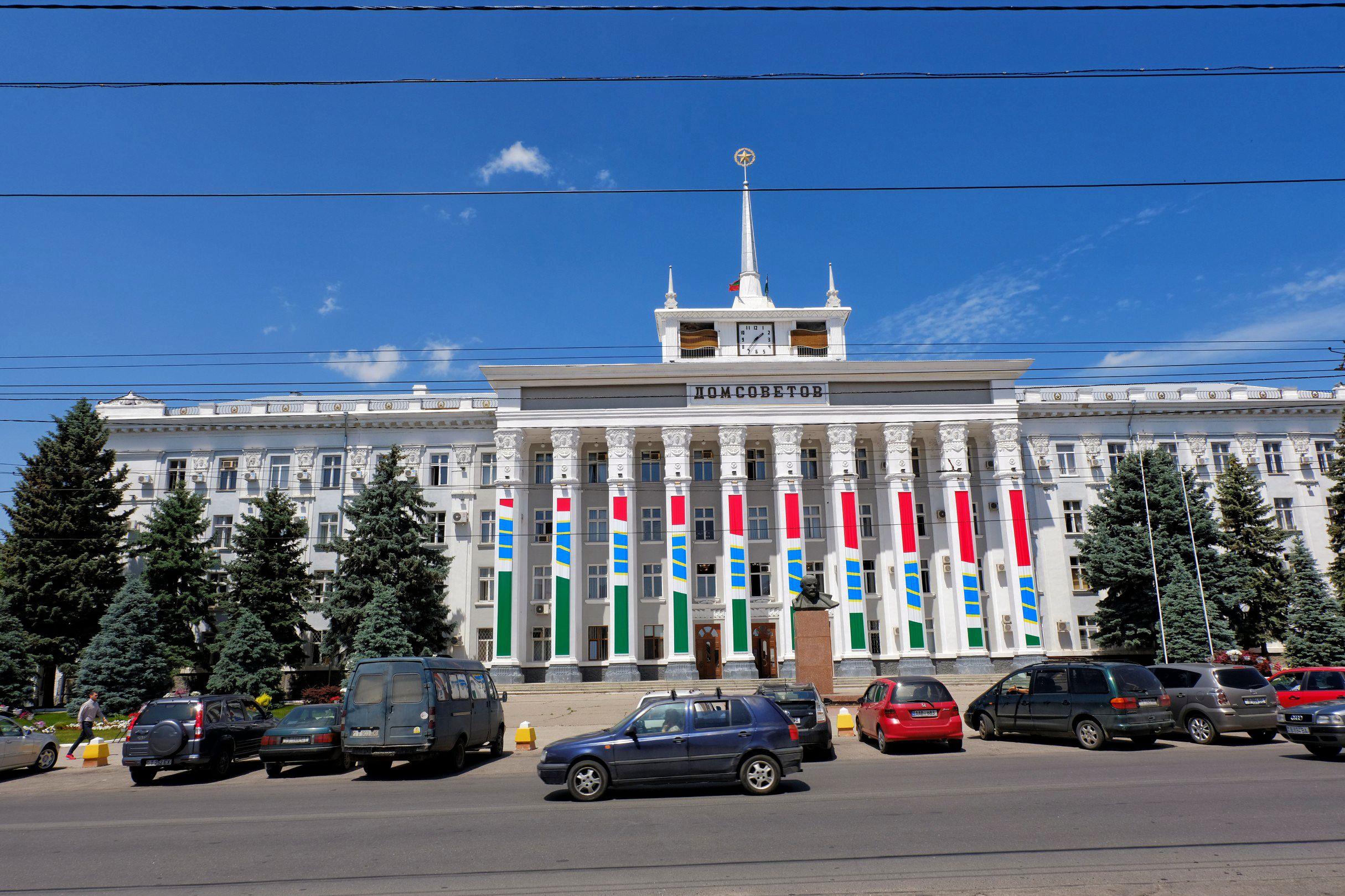 Dom Sowietów w Tyraspolu
