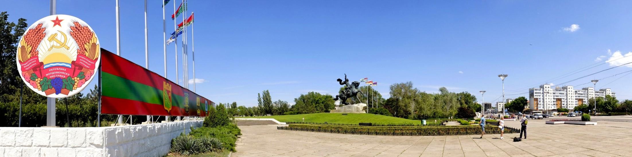 Tyraspol i jego założyciel, generał Suworow