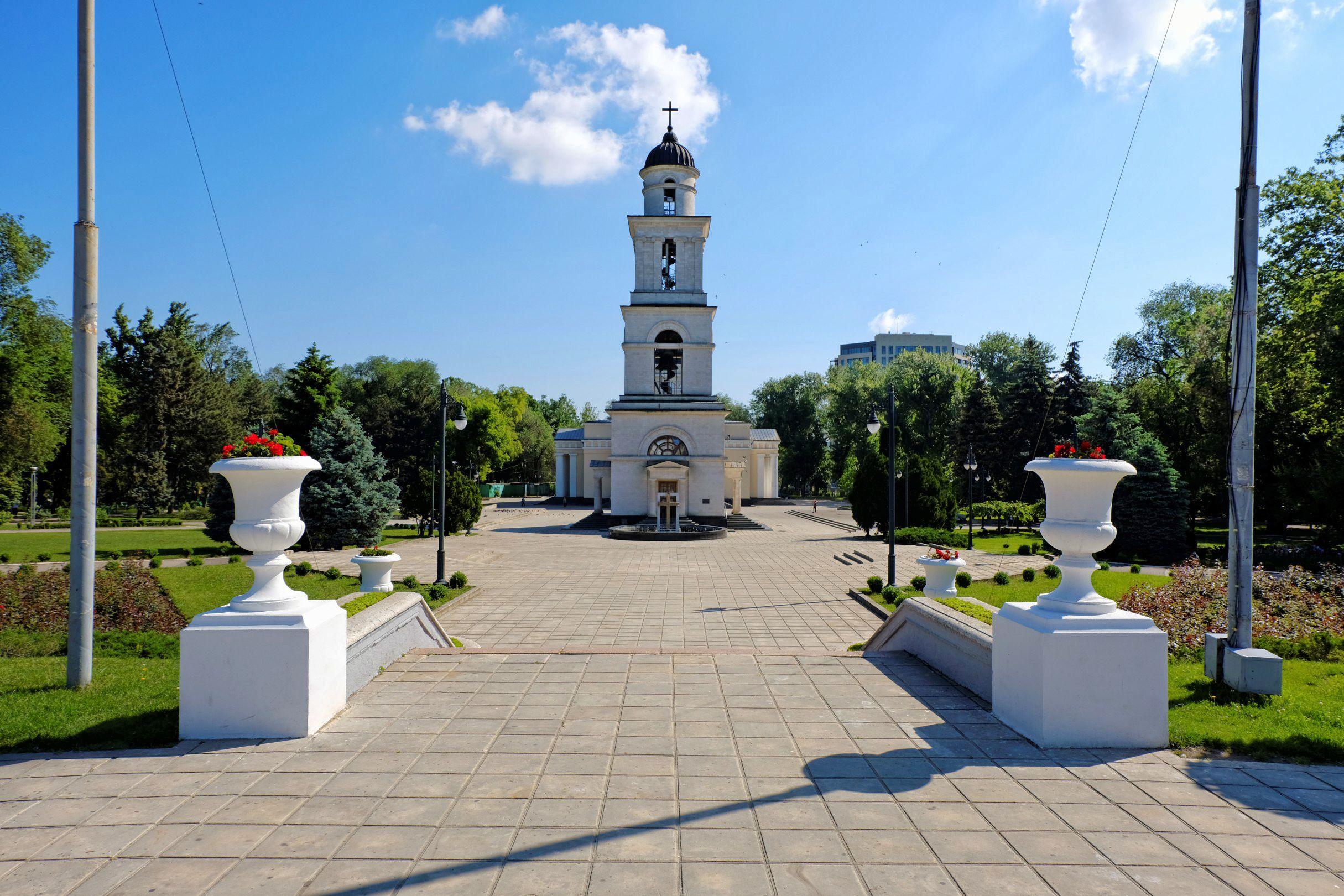 Katedra Prawosławna w Kiszyniowie