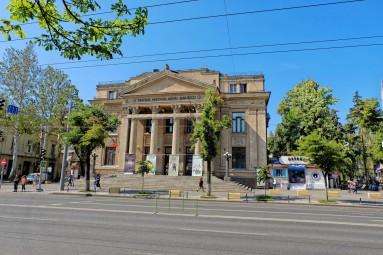 Teatr Narodowy w Kiszyniowie