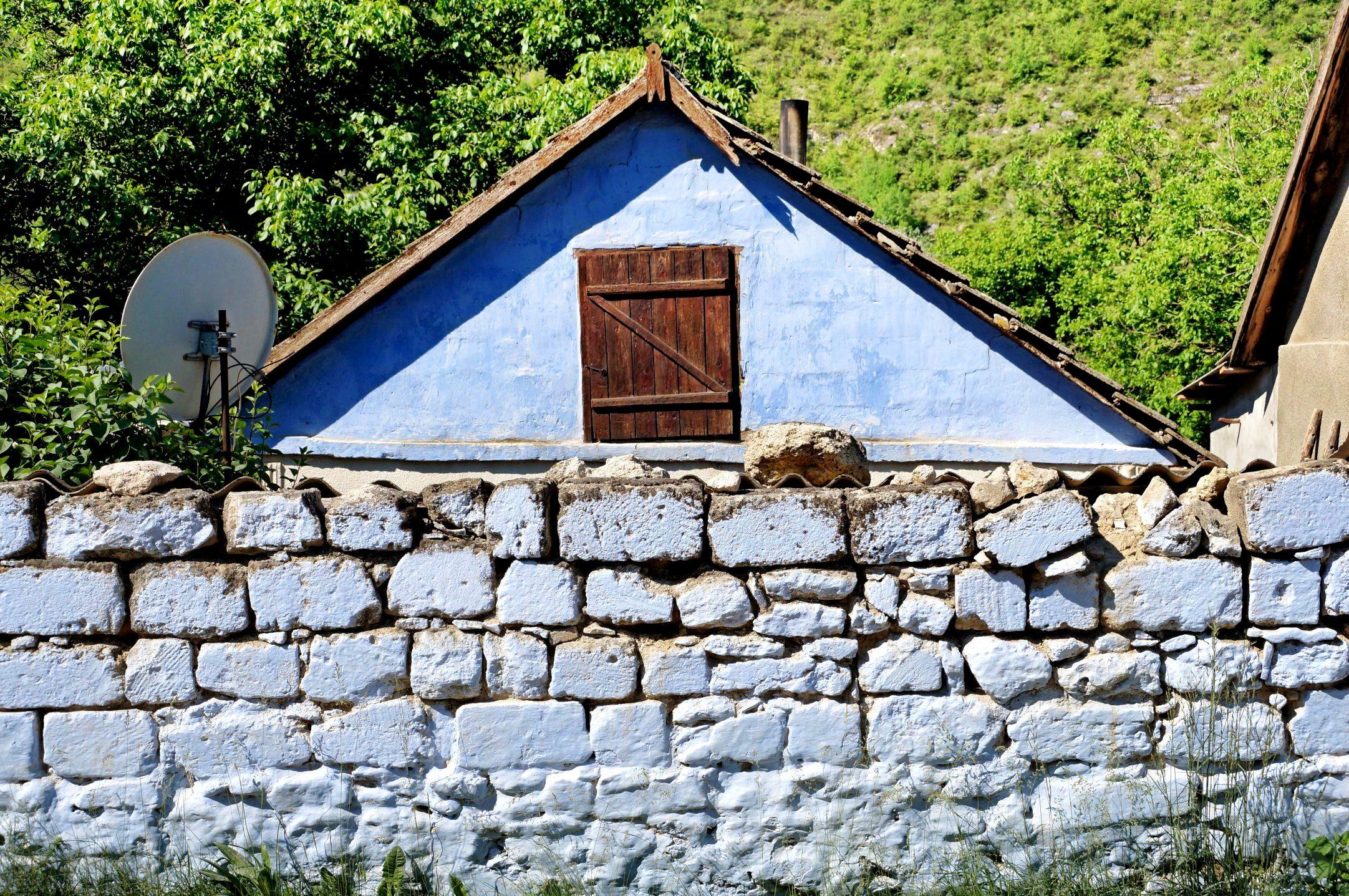 Aby zwiedzić Stare Orhei wylądowałem najpierw we wsi Butuceni