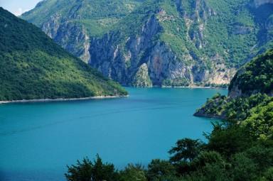 Pora żegnać Plużine i jezioro Piwsko