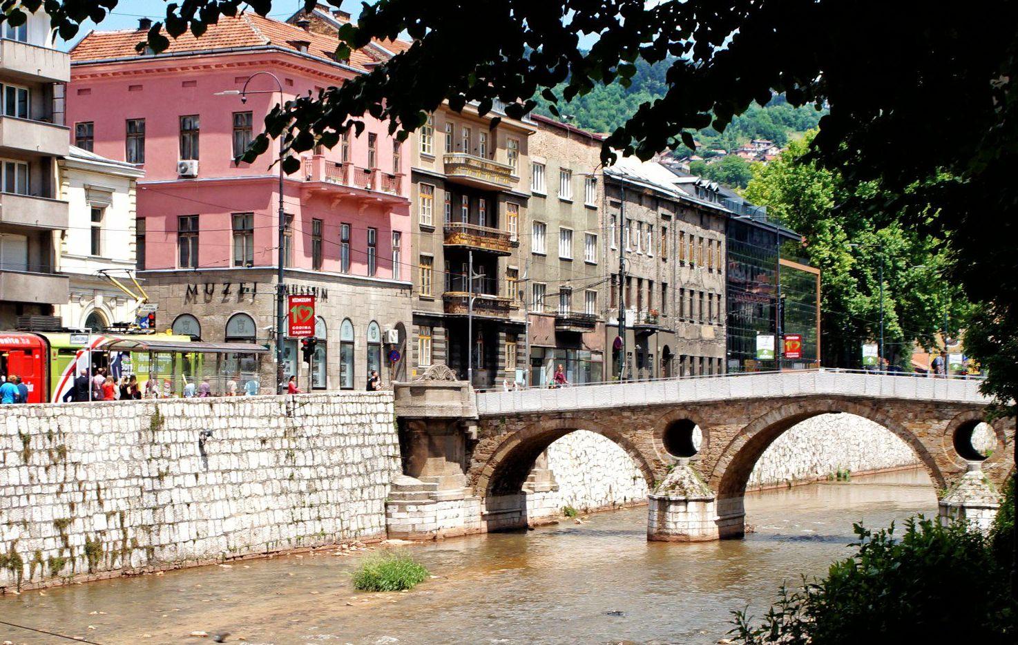 most na którym zabito arcyksięcia Franciszka Ferdynanda