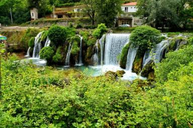 wodospad Provalije