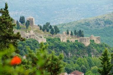 Twierdza Stari Grad Stolac