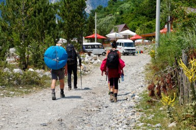 heth i Alpy Albańskie