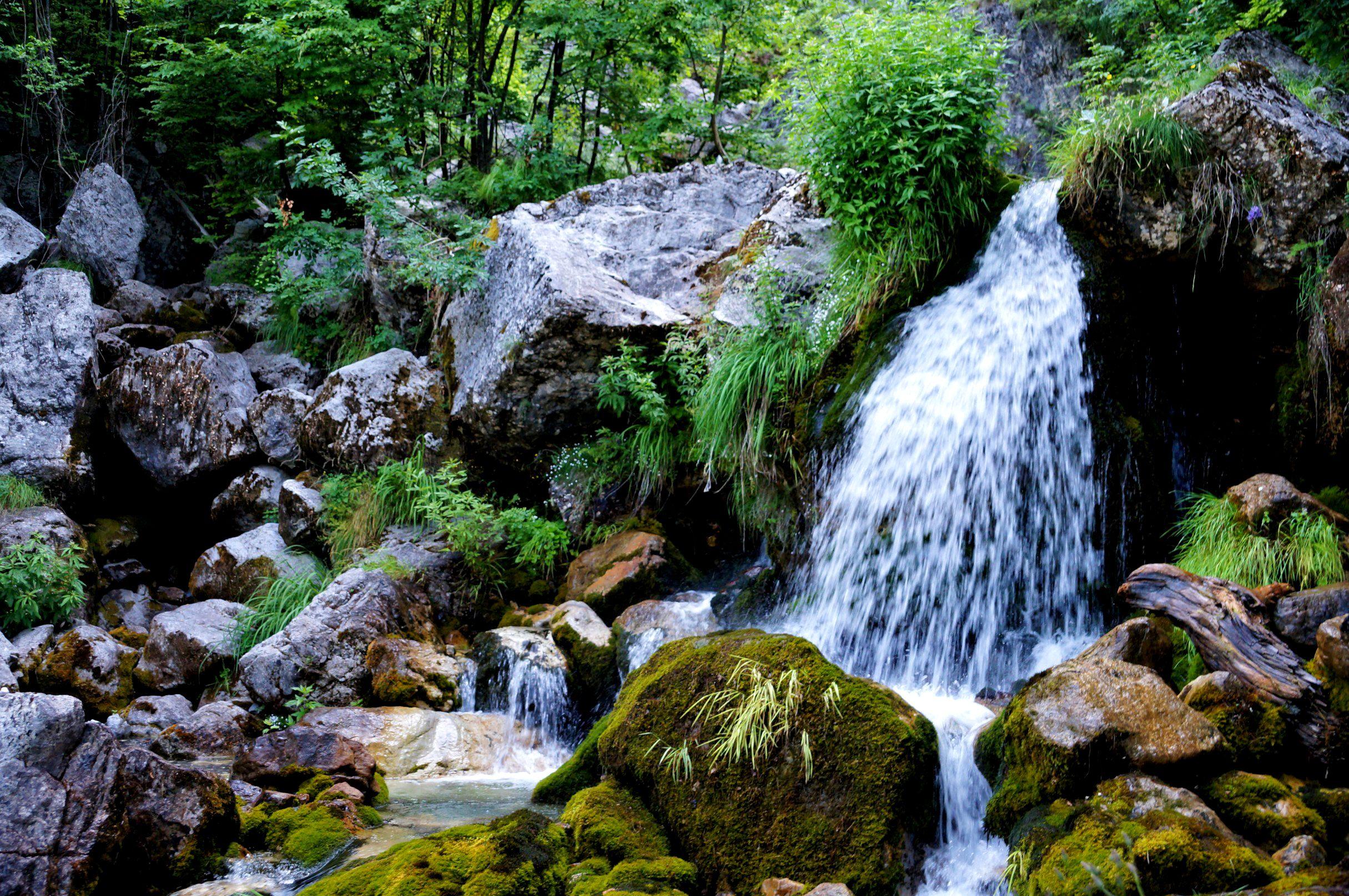 Wodospad Grunas